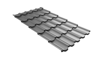 Металлочерепица для крыши Grand Line в Иваново Металлочерепица Kvinta plus 3D
