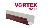 Металлические водосточные системы Grand Line в Иваново Металлическая водосточная система Vortex Matt прямоугольная